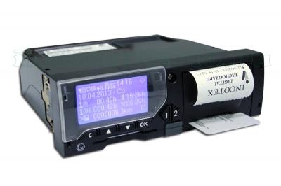 Тахограф Меркурий ТА-001 с СКЗИ (с GPRS модемом)